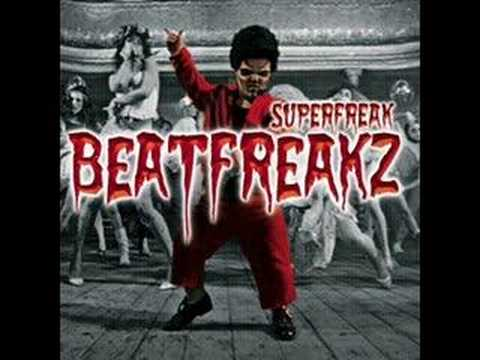 Beatfreakz-superfreak(remix)