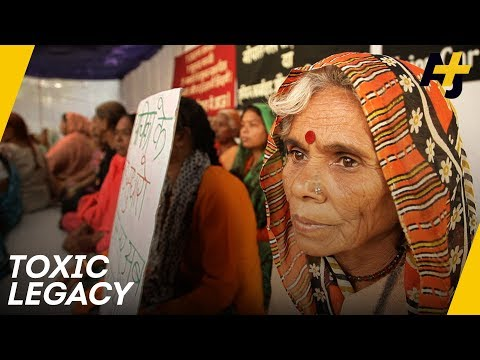 India's Toxic Disaster: Meet The Women Who Fought Back And Won | AJ+ Docs