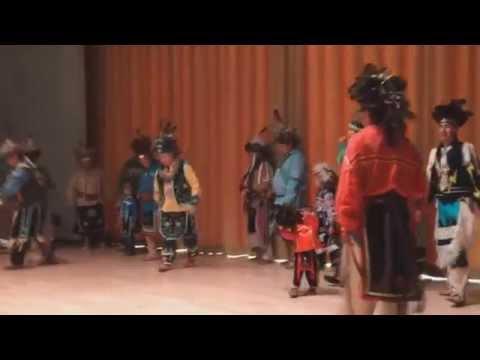 Iroquois War Dance