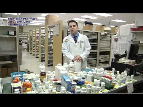 Thompson Pharmacy Long Term Care Services