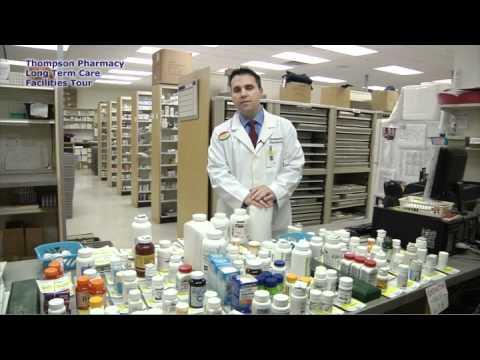 Thompson Pharmacy Long Term Care Services