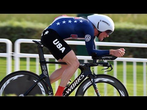 Men's U23 ITT - 2016 UCI Road World Championships / Doha (QAR)