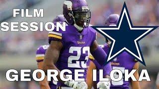 Dallas Cowboys To Bring In George Iloka  | Film Session