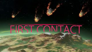 First Contact | Working ODST-Drop Pod | Space Engineers