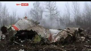 Polish President Among 96 Killed In Plane Crash