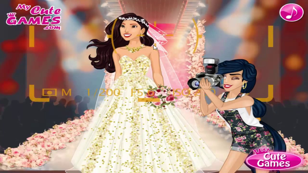 ball gown dress up games