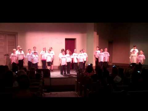 What I Did for Love - Elefante Music Theater Camp