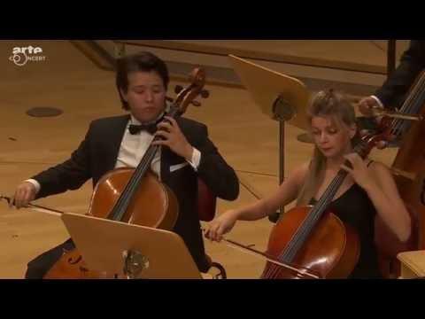 "J.S. BACH ""Ich habe genug"" BWV 82 - Christian Gerhaher, Gustav Mahler Jugendorchester"
