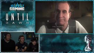 UNTIL DAWN ADULTS and TEENS REACT  Gaming