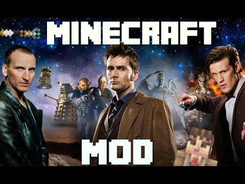 How To Install The Doctor Who Mod |Realnanners