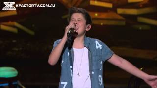 Repeat youtube video Jai Waetford  Don't Let Me Go   Grand Final   The X Factor Australia 2013