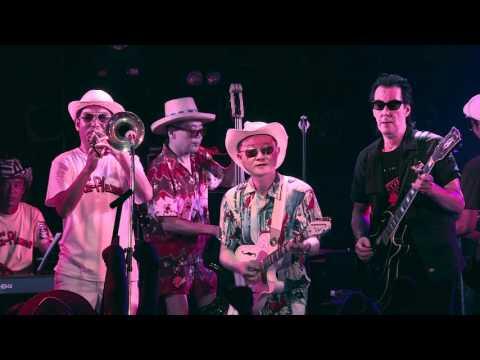 THE SKA FLAMES with 鮎川誠「TOKYO SHOT LIVE ver.」MV
