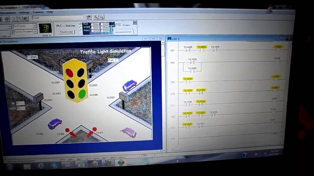 Watch further Traffic Light Ladder Diagram further Showthread further Plc Schematics Drawing Program Freeware moreover Pcl Block Diagram. on traffic light ladder logic diagram