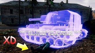 Скрафтили танк BattleRush 2! Военный шутер онлайн второй мировой войны!
