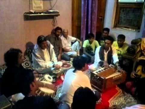 SABAR KOTI's HOME MEHFIL USTAD PURAN SHAH Koti & SINGING ON Sukhchain khosla and other artist......
