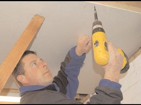 видео: Как сделать потолок из гипсокартона своими руками?