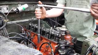 Land Rover Series - Tappety Tappets  - Part 4