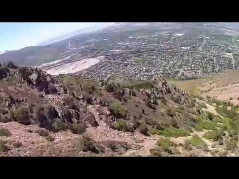 Brigham City speedfly Gin Nano Bobcat
