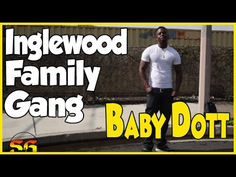 Baby Dott reflects on the death of Red Bull from Inglewood Family Blood  (pt 1of2)