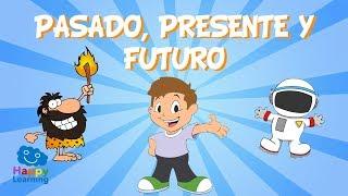 (2.14 MB) Pasado, Presente y Futuro   Aprendemos Cantando. Canciones para Niños. Mp3