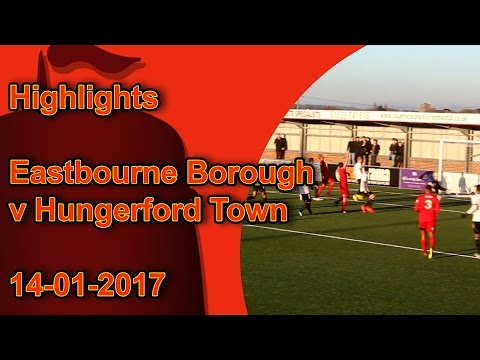 EBFC v Hungerford Town Highlights & Interviews