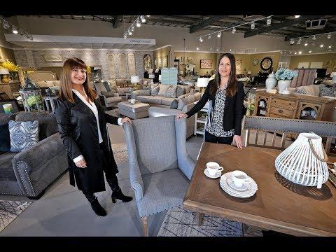 The new Ashley Furniture Homestore in Midland