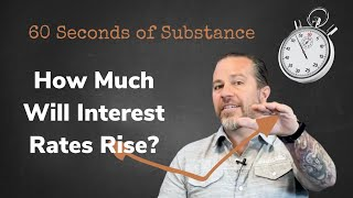 How Much Will Interest Rates Rise? 60 Seconds of Substance (Vol 5)