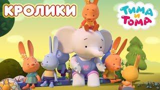 Тима и Тома. Кролик | Сборник лучших серий про Кроликов!