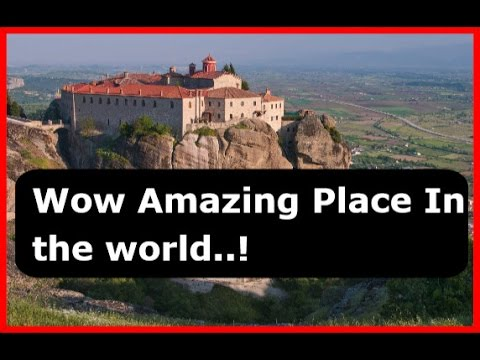 What to See & Do in Meteora Greece