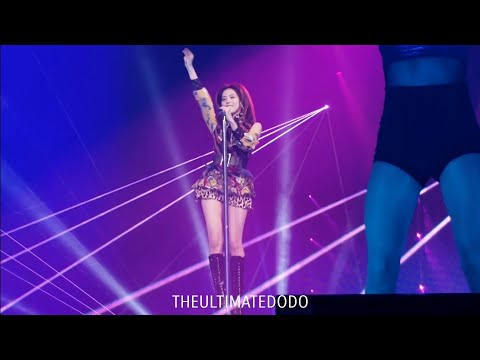 190508 Jisoo Solo Clarity @ Blackpink In Your Area Fort Worth Concert Live Fancam