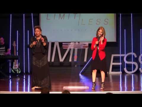 Rompiendo Límites (Breaking Limits)- Pastora Minerva Rosario- August 8, 2016