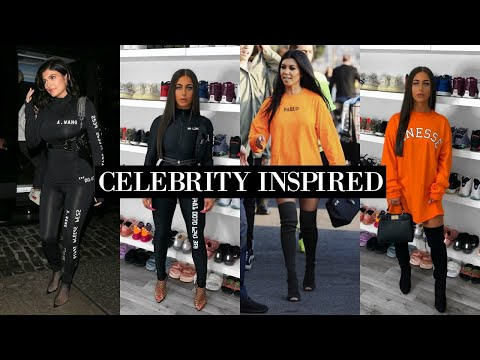 7 CELEBRITY INSPIRED SUMMER OUTFITS | A LOOKBOOK