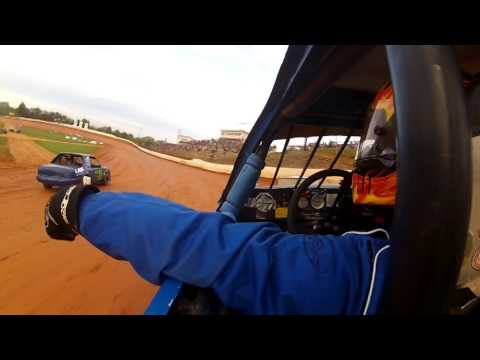 Mike Townsend In Car Camera | 411 Motor Speedway | 4 26 14