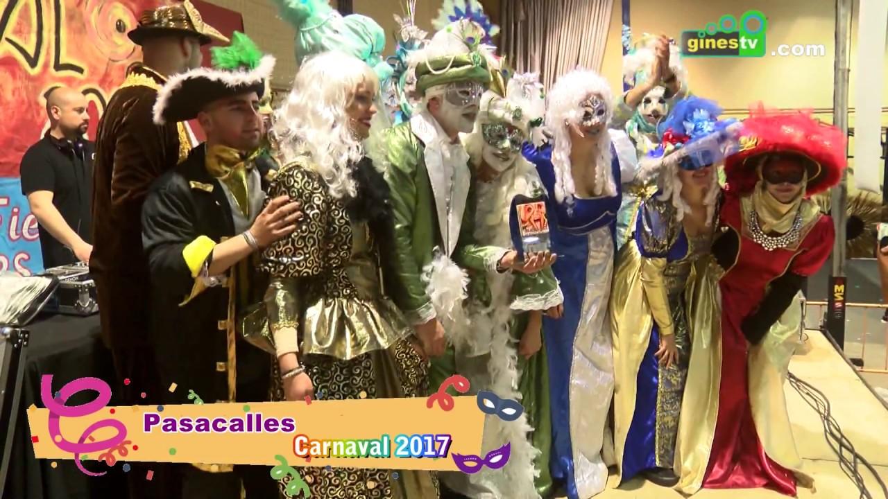 Resumen del Gran Desfile de Carnaval de Gines 2017