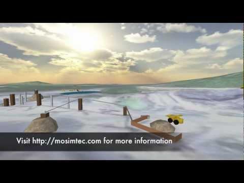 Surface Mine Simulation By MOSIMTEC