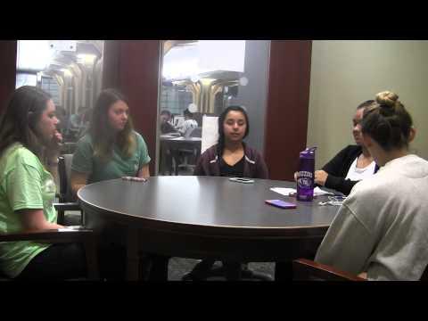 Conversacion sobre el crimen del campus y Columbia