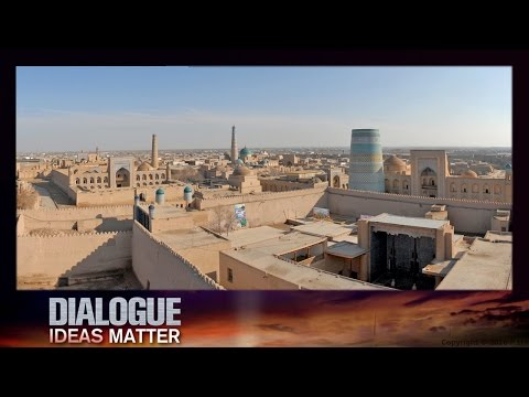 Dialogue— President Xi In Uzbekistan 06/23/2016 | CCTV