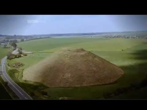 Why Silbury Hill pyramid was choose for this moment?