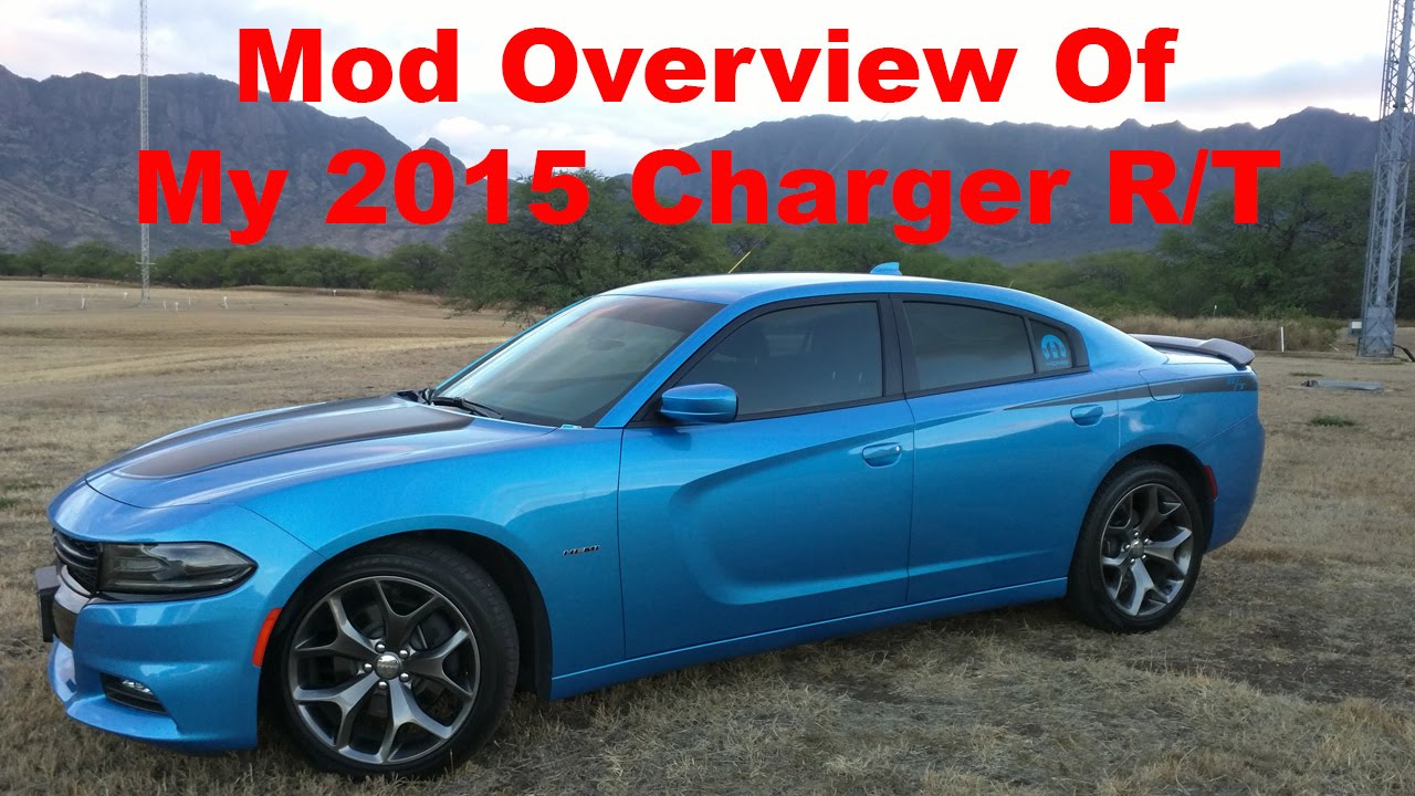 15 Charger R/T