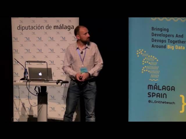 InGraph, Big Graphs insights - Fernando Pérez - JOTB16