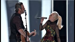Blake Shelton & Gwen Stefani!! is the best team for Romantic Christmas Performances on Voices