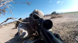 Barstow Airsoft Game Sponsored by Fatal Airsoft Co.