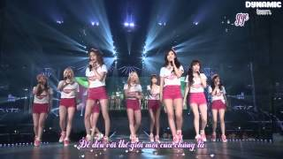 vietsub kara into the new world girls generation gilrs peace wolrd tour in seoul dvd