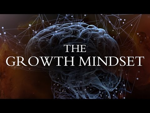 The Growth Mindset - Everything is Built - A Key Realization For Improvement