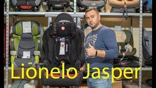 Подробный обзор  Lionelo Jasper – автокресла от 1 до 12 лет