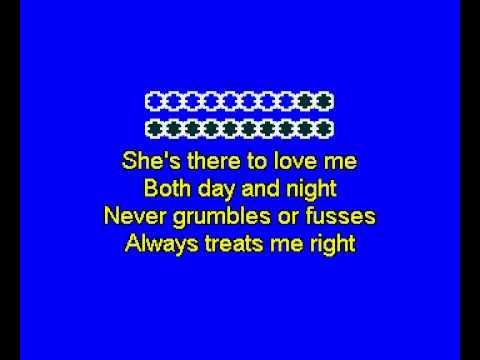Ray Charles - I Gotta Woman - KARAOKE
