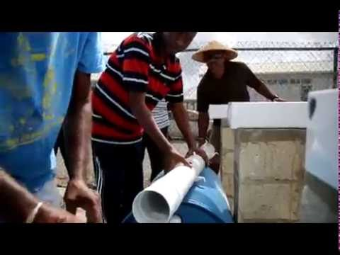 OAS Provisions Project Barbados Launch