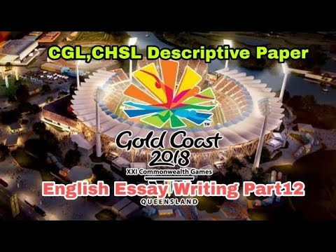 Essay About Business Commonwealth Game  Essay In English Part Analytical Essay Thesis also Cause And Effect Essay Papers Commonwealth Game  Essay In English Part  Youtube English Class Essay