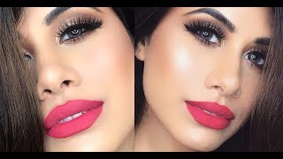 GRWM! Festive look | Using NEW Drugstore Makeup Products | Malvika Sitlani