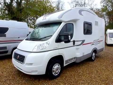 Adria Matrix Axess 2013 (NEW) 4 Berth, Small, Motorhome, Cross Over, Tour  By Venture Caravans